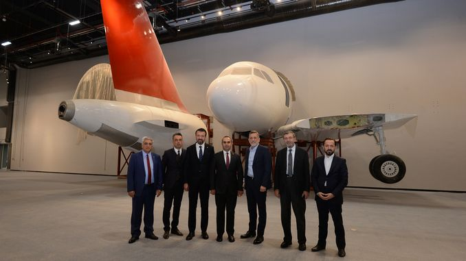 to strengthen the interest of children and young people in space aviation