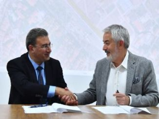 The protocol between the Municipality of Isparta and TCDD will reduce the traffic load in the city