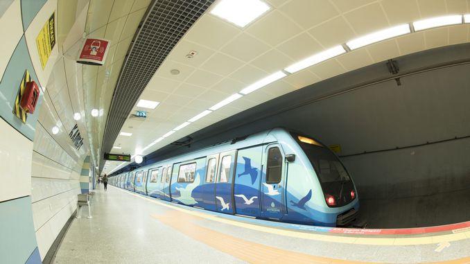 air quality measurement in istanbul subways