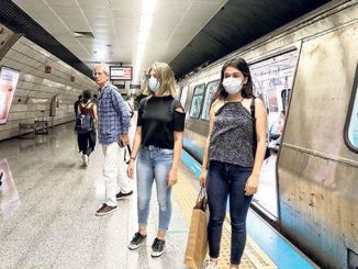 air pollution in Istanbul subways is below the limit values
