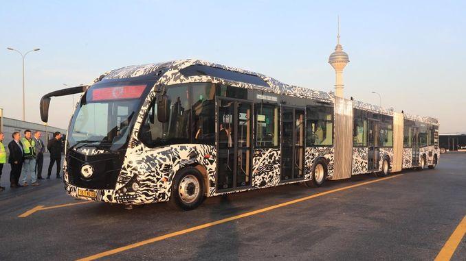istrem metrobus ekrem imamoglu tested