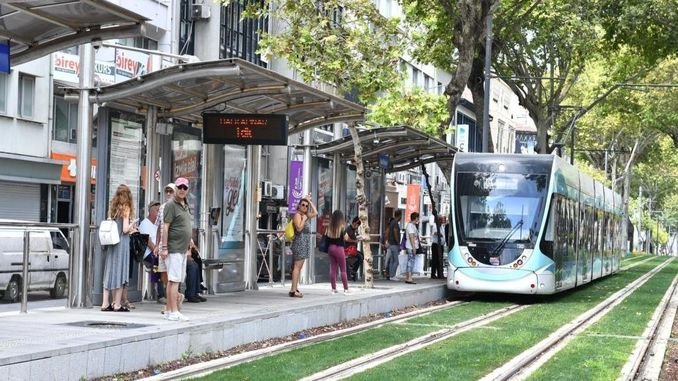 countdown for izmir cigli tram started