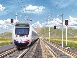 karaman konya high speed train line