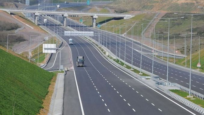 road transport quality improves