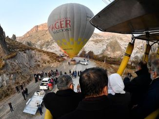 kayseride balloon tourism started