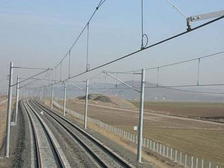 electrification and signaling projects on the conventional line