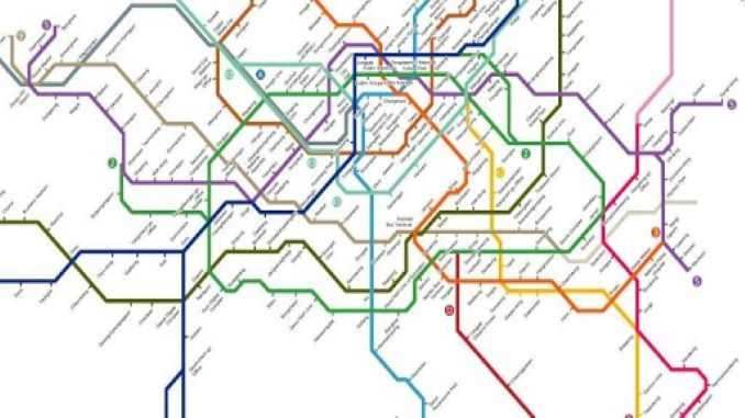 korea metro map