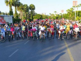 cycling calistayi will be organized in Mersin