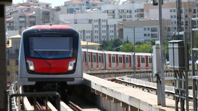 osb torekent koru metro hatti sefer saatleri nasil duzenlenmektedir