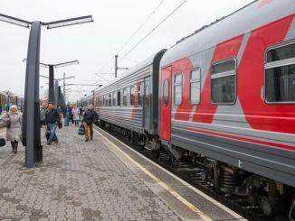 રશિયા કીરીમ ટ્રેન સેવાઓ શરૂ થઈ