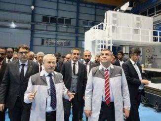 sakaryada placeret i landets ambassadør TÜVASAŞ