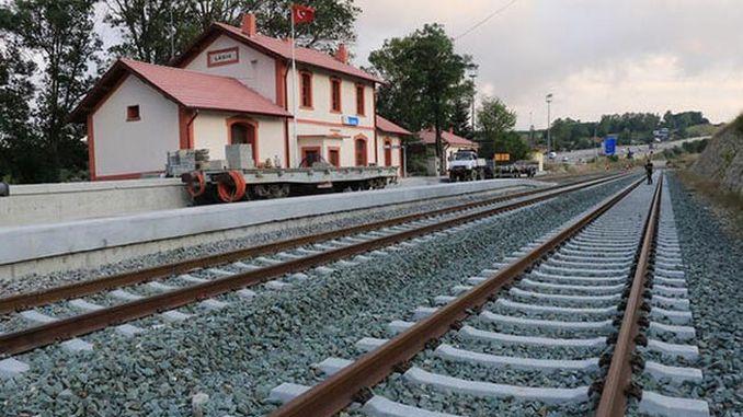 samsun sivas रेलवे sayistay रिपोर्ट