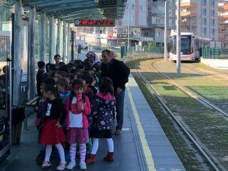 učenici osnovne škole samulastan