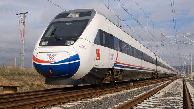 פיתוח חשוב של פרויקט הרכבת המהיר ב- sanliurfa