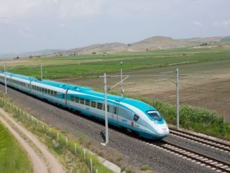 Intercity high-speed express darating
