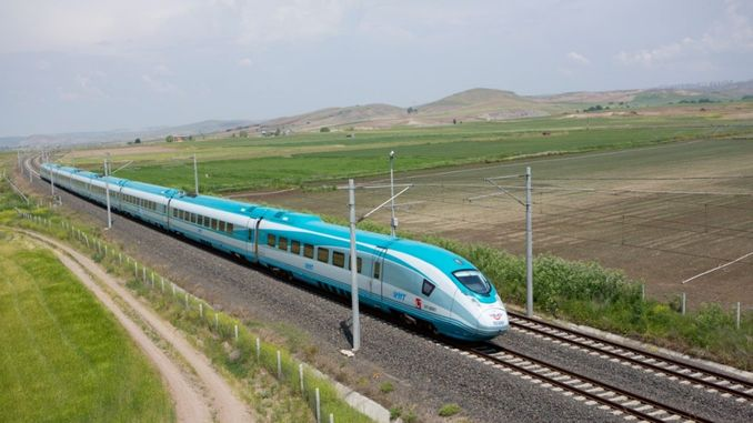 Intercity high-speed express coming