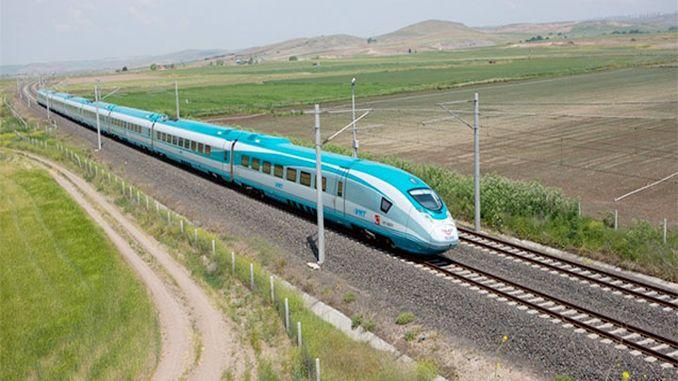 คุณไปถึงอังการาด้วยรถไฟด่วนในซิวาสและจากที่นั่นไปยังอิสตันบูลหรือไม่