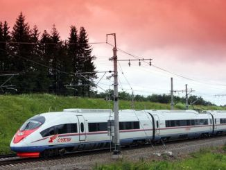 st petersburg hamburg high speed train project cost billion dollars