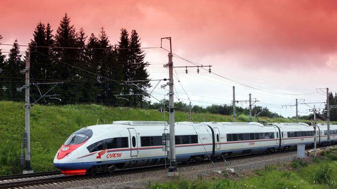 Projekt vlaka za brze vlake u St. Petersburgu koštao je milijardu dolara