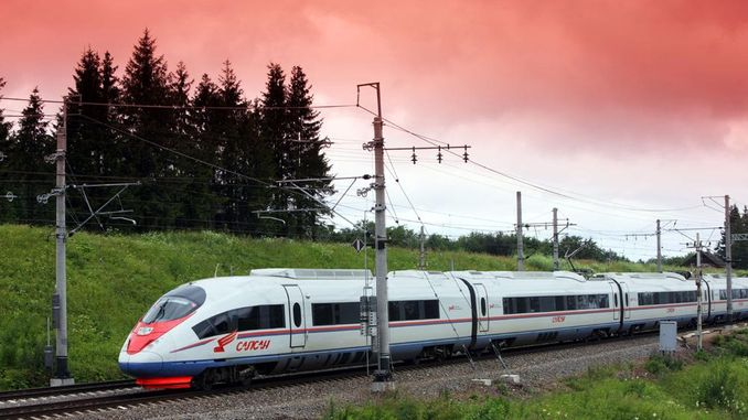 Peterburi Hamburgi kiirrongiprojekt maksis miljard dollarit