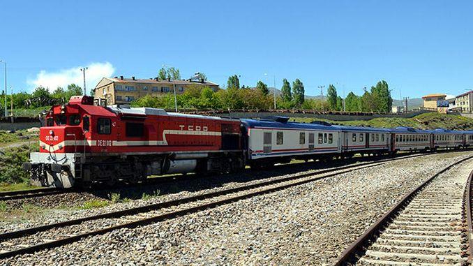 tcdd kümmert sich um Züge