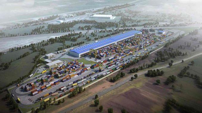 turkey lan logistics pusat logistics rencana master