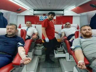 ulasimpark employees donated blood