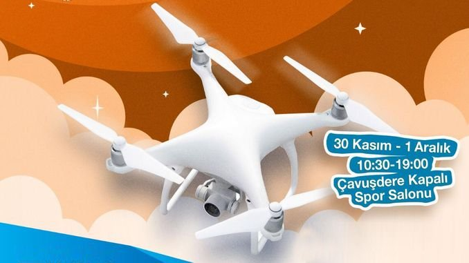 uskudar municipality will blow happiness with drone festival