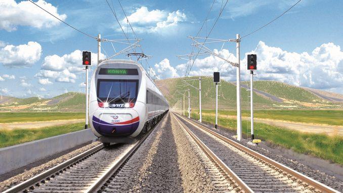 ٹینڈر کے نتیجے میں YHT لائنوں پر حفاظتی اور لگانے والی ریلوں کی خریداری