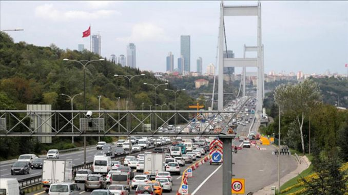 year bridges and highway revenues announced
