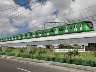 Filipinler Malolos Clark Railway Project