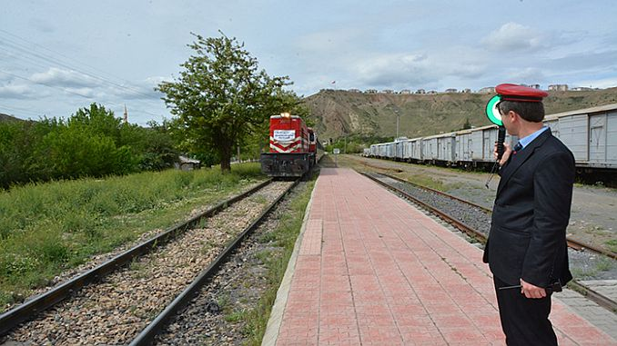 Palu Genc Railway