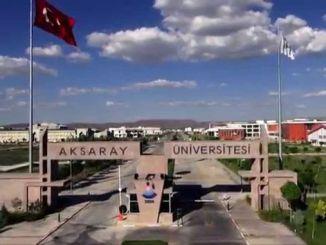 Az Aksaray Egyetem akadémiai személyzetet fog felvenni