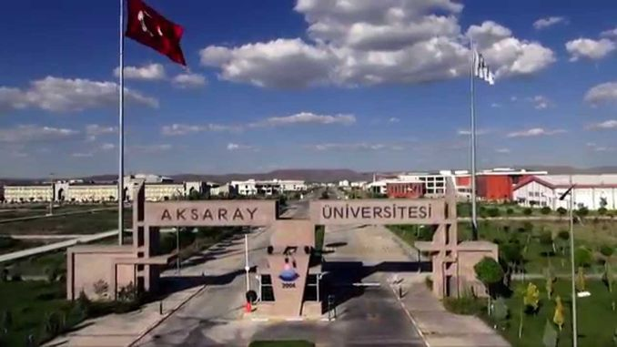 Aksaray University will recruit academic staff