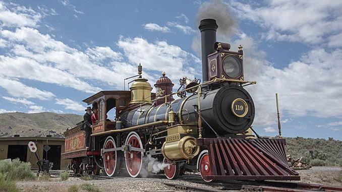 tren lwès ameriken an