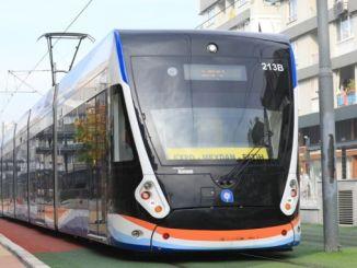 Antaliya tramvay avtomobillarini sotib olish bo'yicha tender natijasi