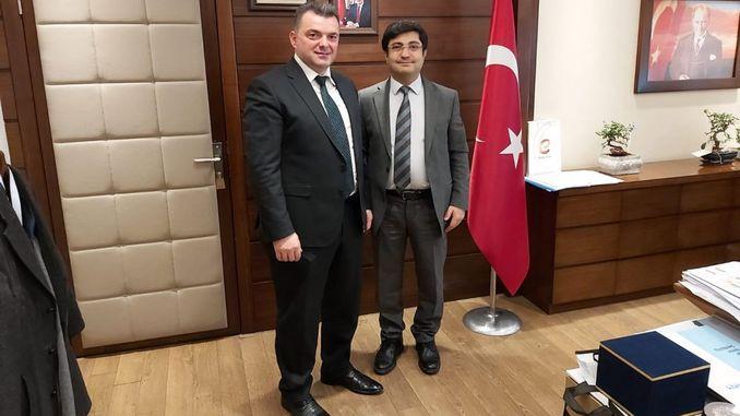 Tổng thống Sarı Arifiye Karasu yêu cầu hỗ trợ cho đường sắt của Ankara