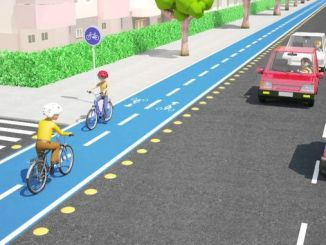 nová regulácia pre cyklistické chodníky