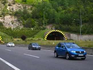 Bolu Mountain Tunnel skal stenges for trafikk
