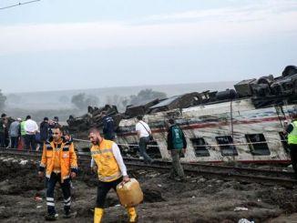 Slučaj nesreće u vlaku Çorlu odgođen za 21 za travanj