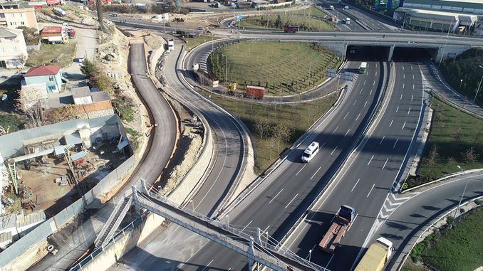 dilovasi eynerce junction completion at the end of January