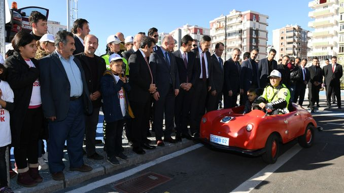 Diyarbakır Traffic Training Park Opened