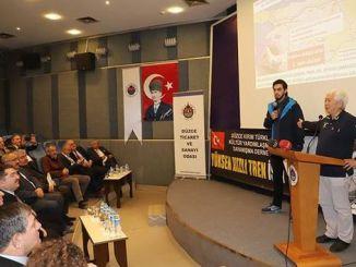 дузце тсо анкара истанбул хигх-спеед траин цалистаии