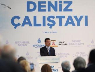 Ekrem İmamoğlu: Kanal İstanbul Bauprojekt?