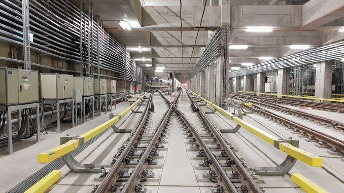 gulermak varsova metrosu icin edilon sedra ebs cozumunu tercih etti