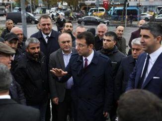 Der Adler von Imamoglu gab der Öffentlichkeit gute Nachrichten über den Seetransport