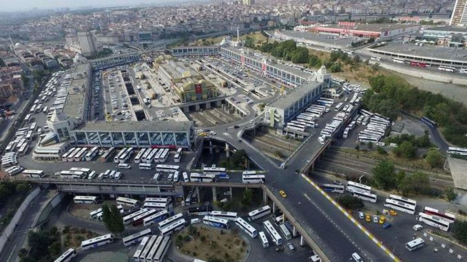 bogazici yonetim as won the tender for istanbul esenler bus station