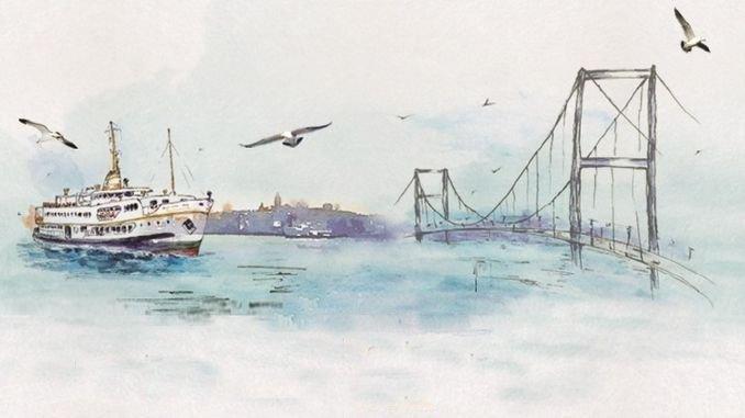 istanbul din sea calistayi kommer att organiseras i sortimentet