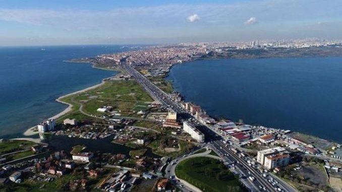o proxecto de canle de Istanbul afectará o equilibrio climático da rexión