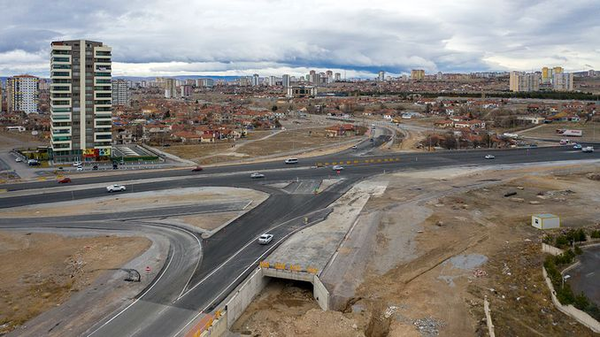 transportation investments of kayseri big city continue